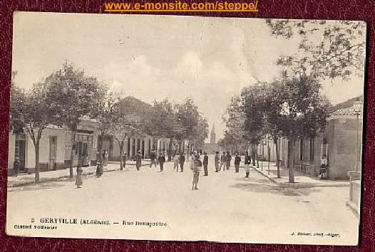 Rue Beaupètre